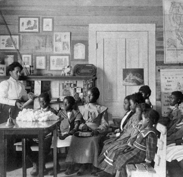 Жизнь чернокожих после отмены рабства в США