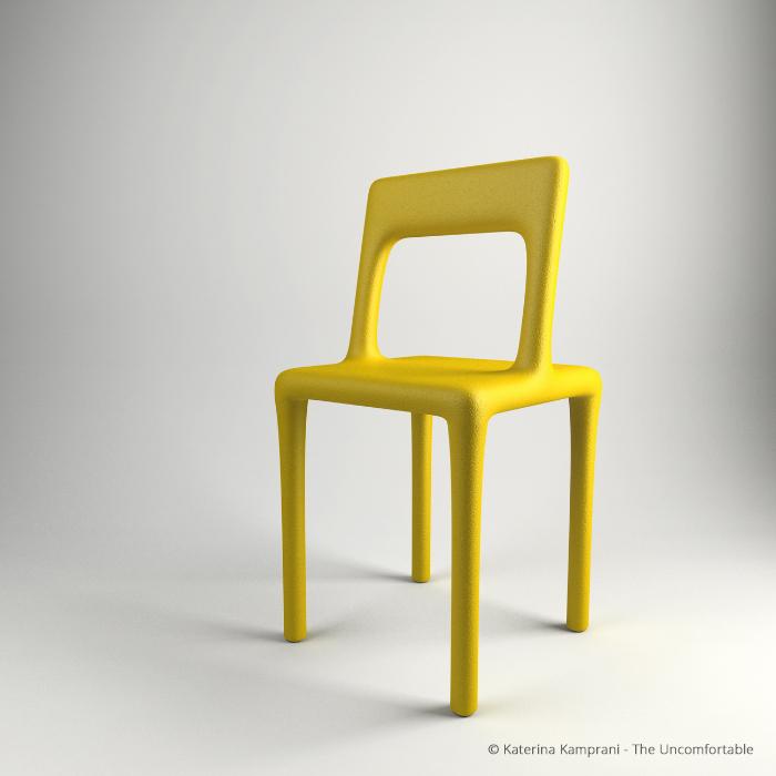 Бесполезные дизайнерские вещи от Катерины Кампрани