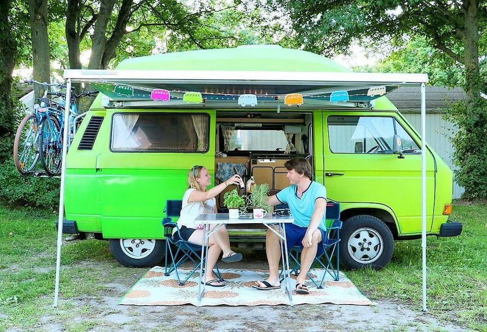 Владельцы домов на колесах делятся снимками в Instagram