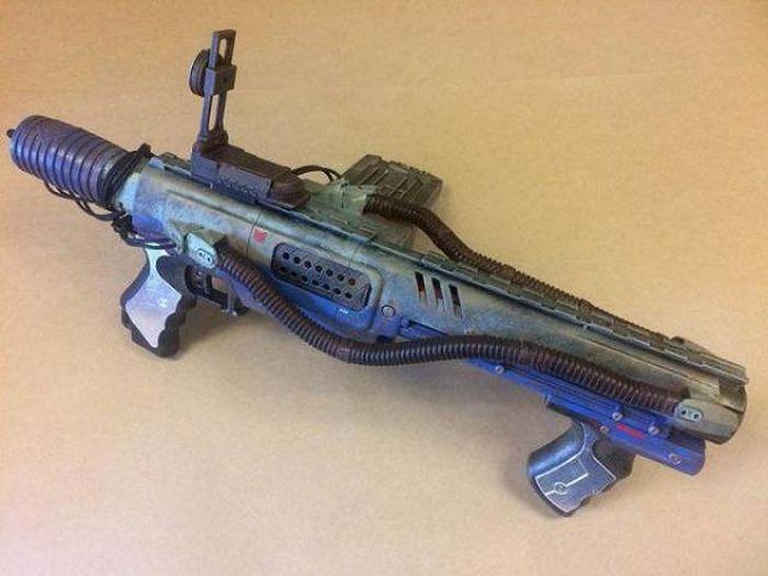 Фантастическое оружие из будущего