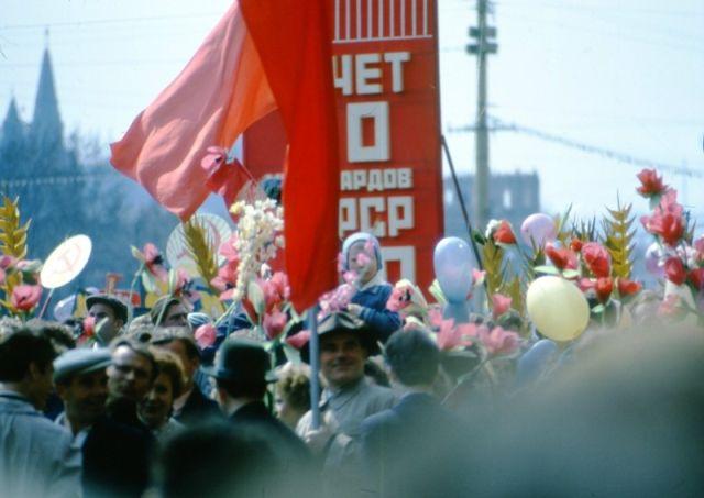 Фото СССР от туриста Закари Хоффмана