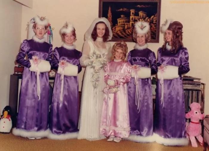 Подружки невесты, которые затмили саму невесту