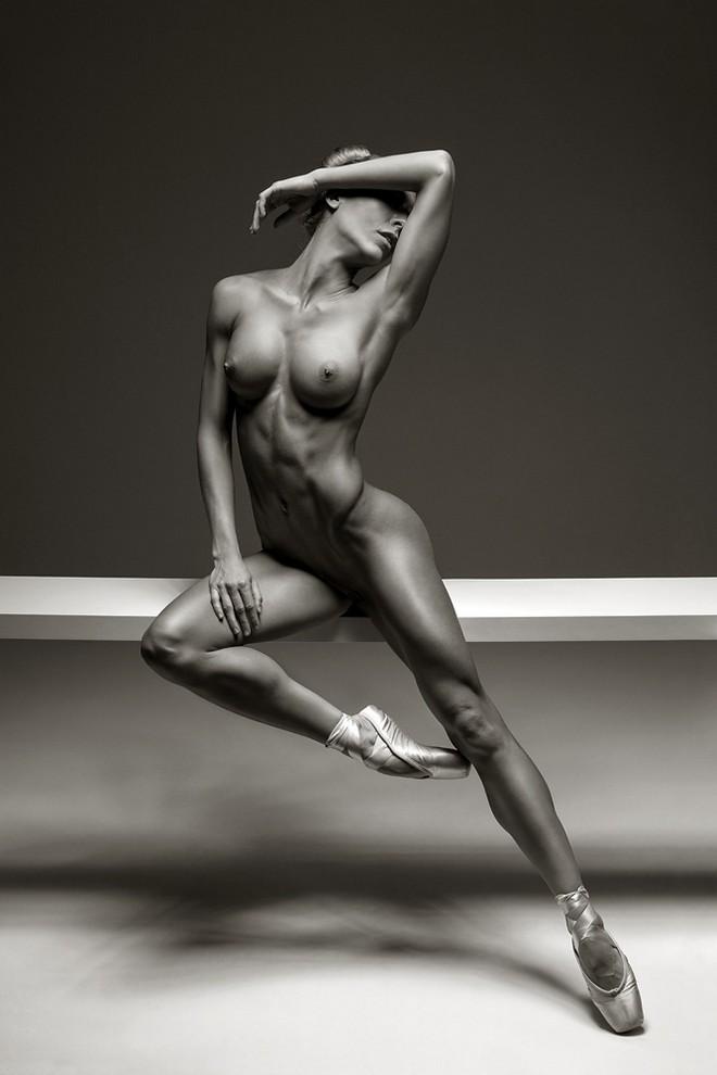 Красота и эстетика обнажённого тела от Andre Brito