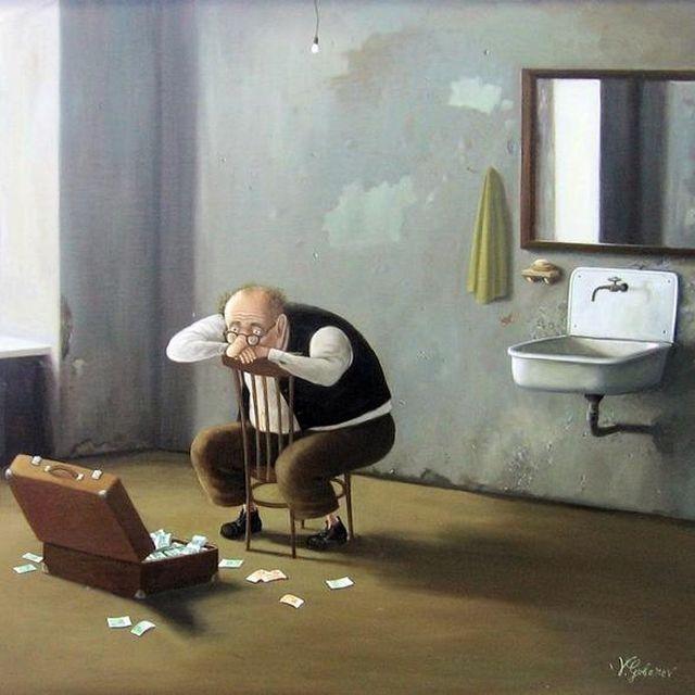 Проблемы нашего общества в картинках