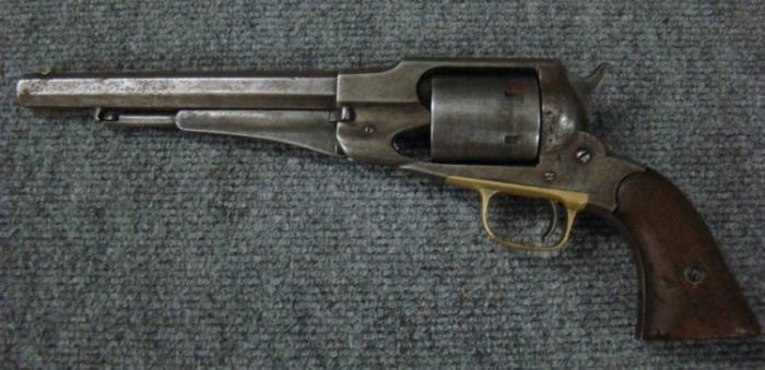 Самый большой револьвер в мире