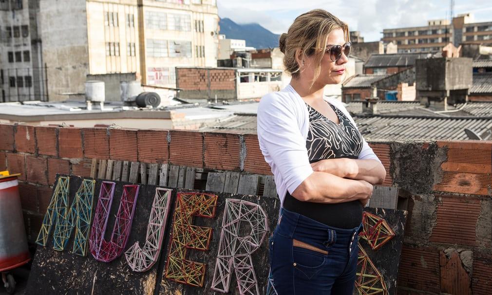 Портреты транссексуалов Колумбии