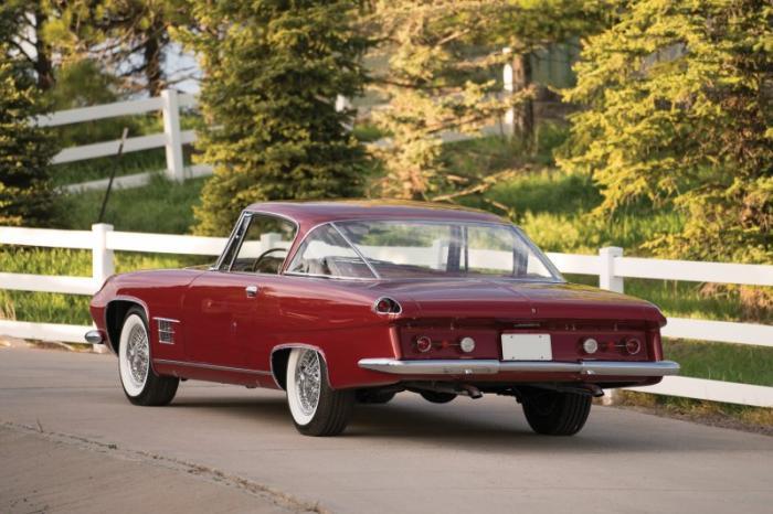 Купе Chrysler Ghia L6.4 1962 года
