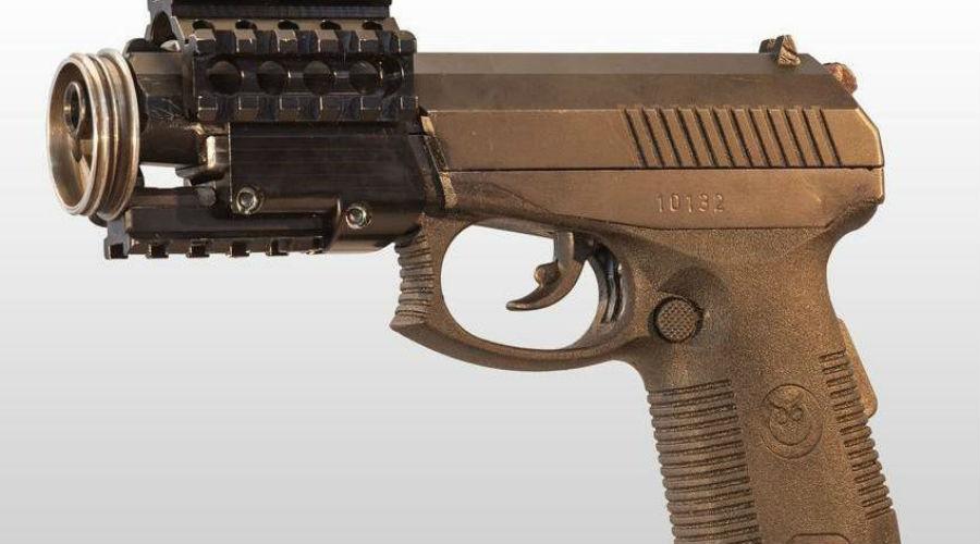 Главные пистолеты российской армии