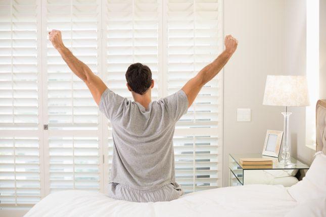 Как хорошо выспаться за ночь