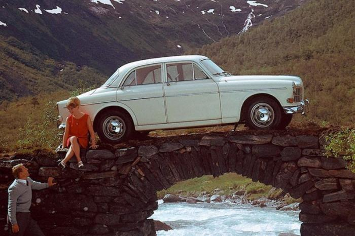 Выдающиеся автомобили из Швеции