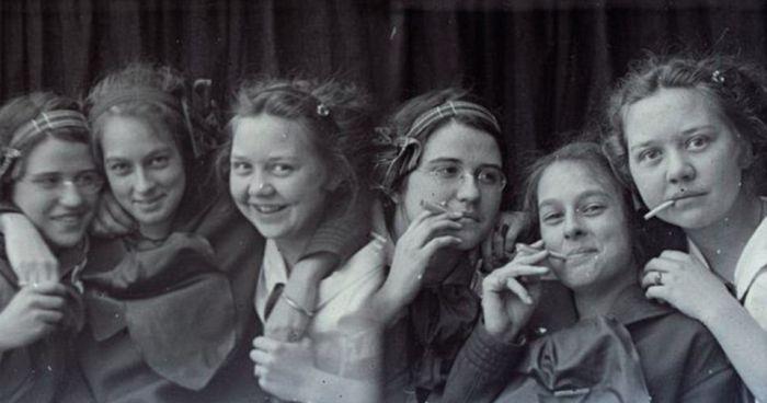 Молодежь XIX - начала XX века