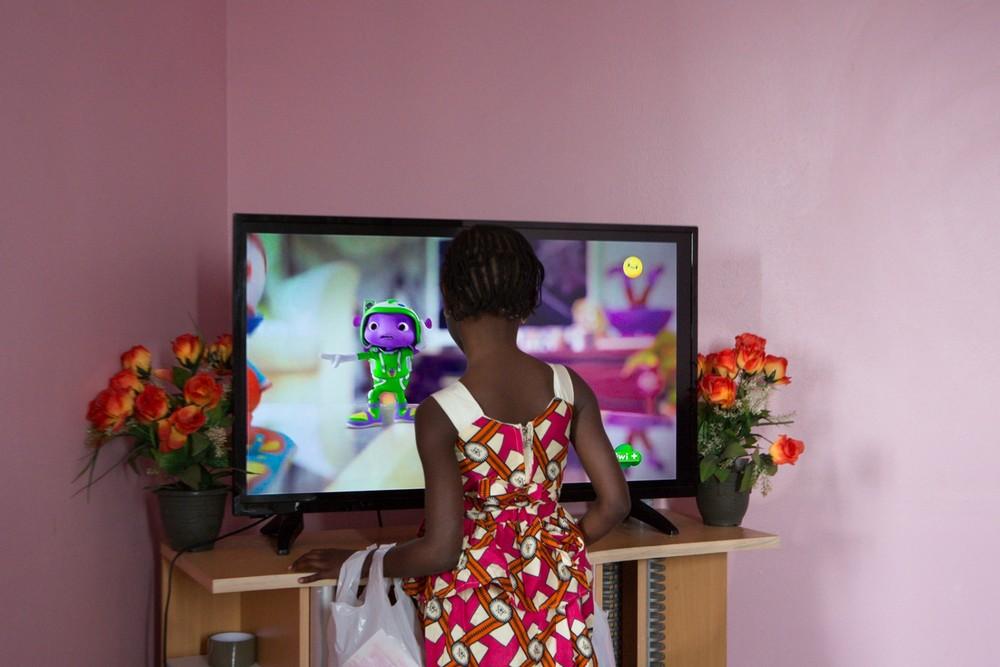 Первое поколение афро-француженок