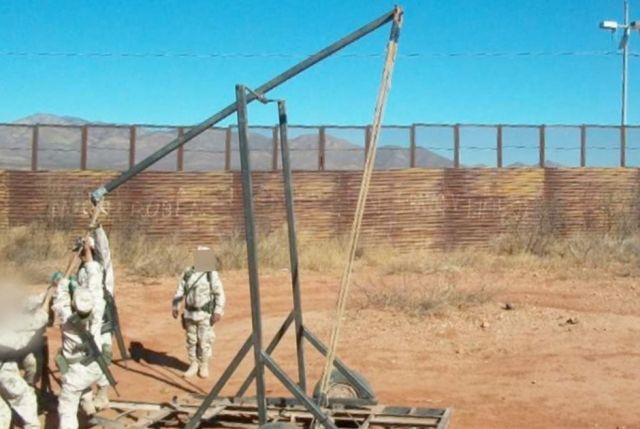 Техническое оснащение южноамериканских наркокартелей