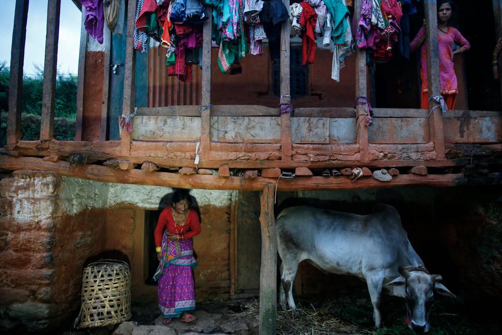 Повседневная жизнь в Непале