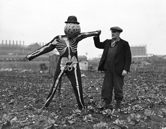 Старинные фотографии, которые могут напугать до ужаса