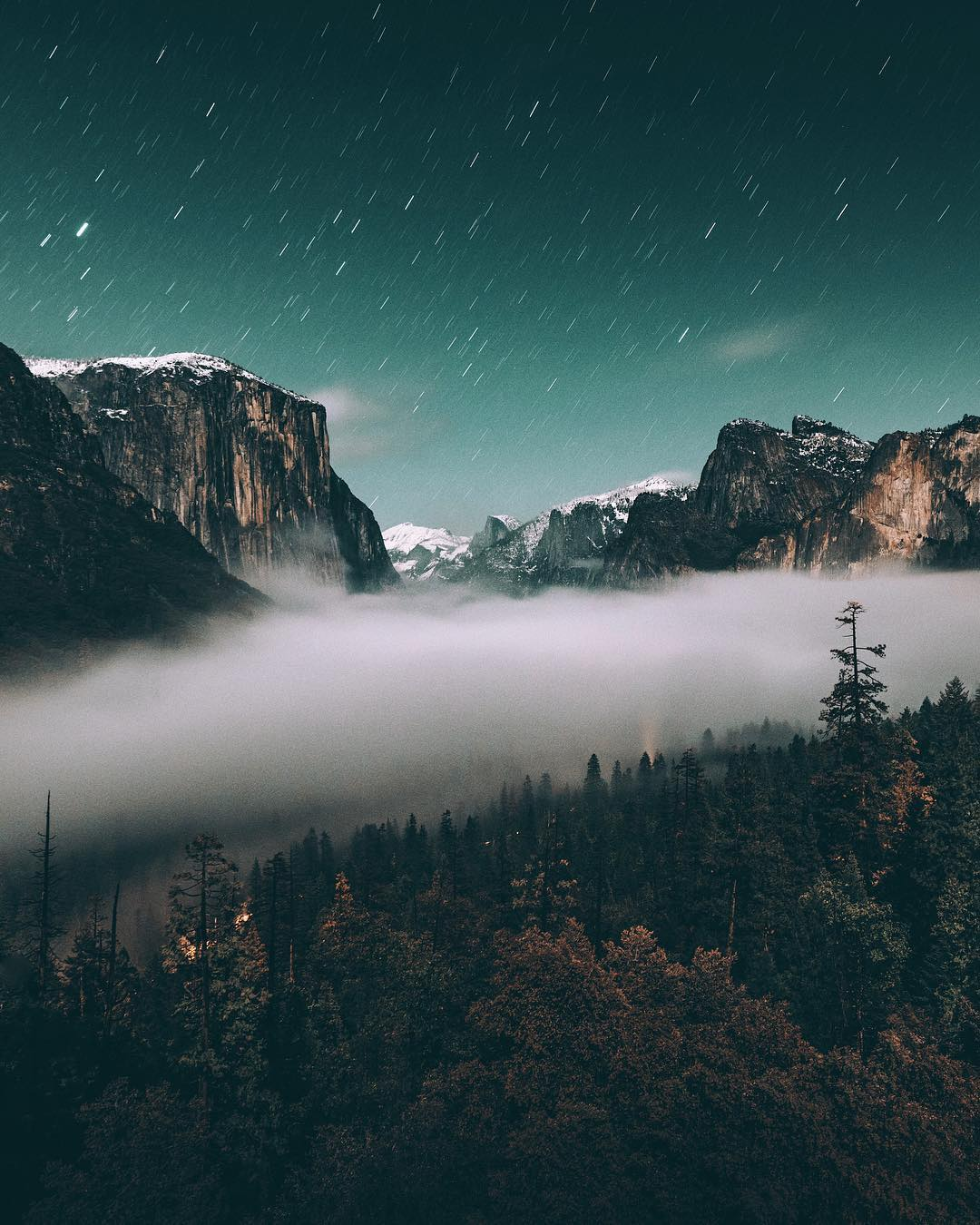Красивые пейзажи от Джуда Аллена