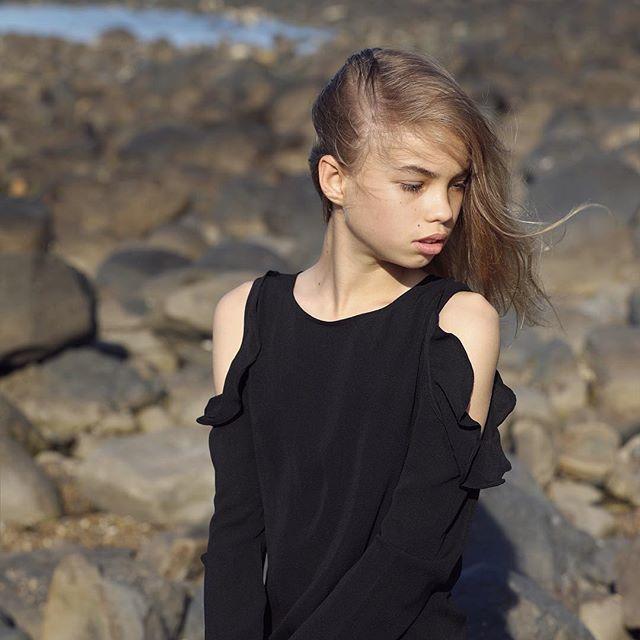12-летняя девочка становится звездой Инстаграма