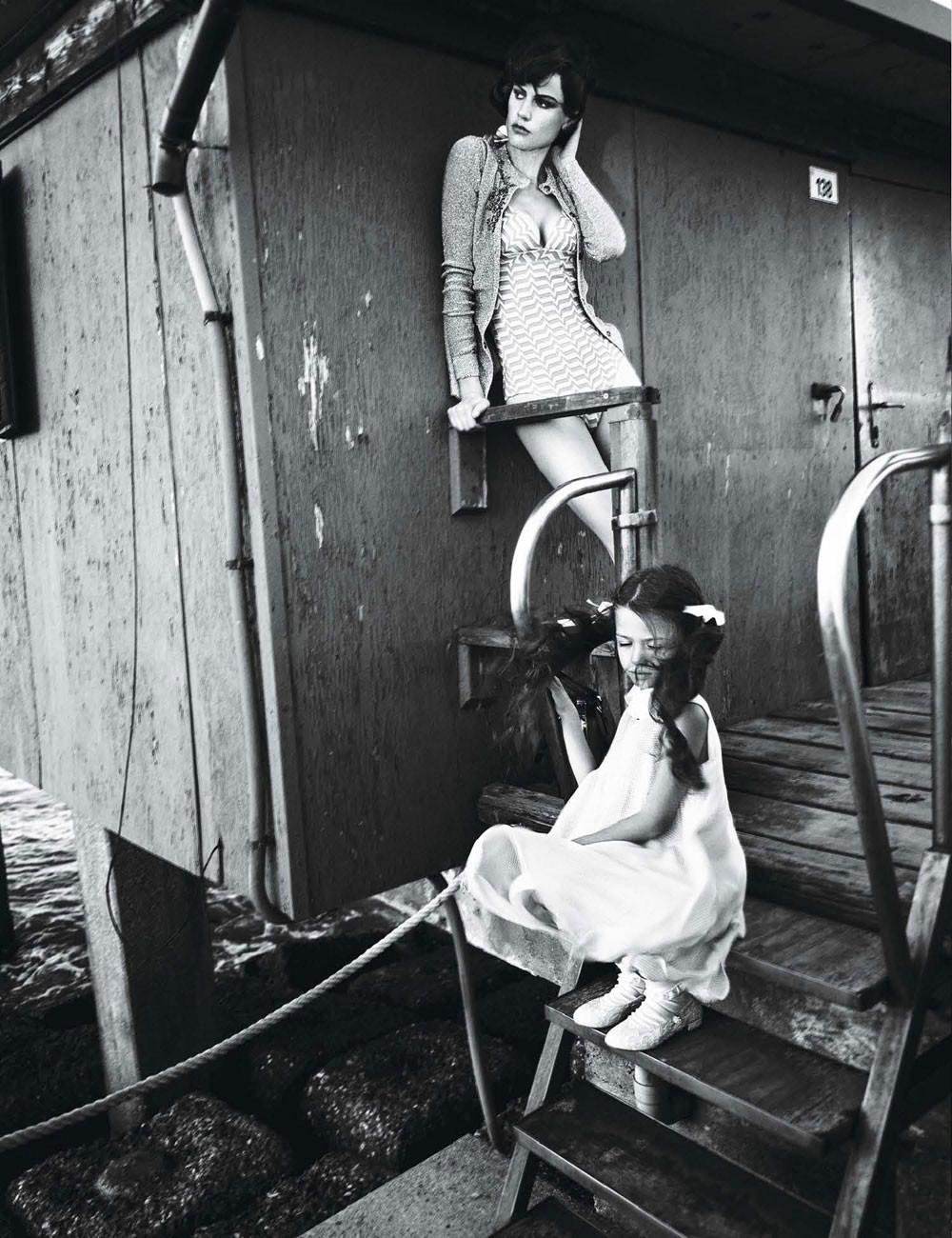 Итальянский фэшн-фотограф Паоло Роверси