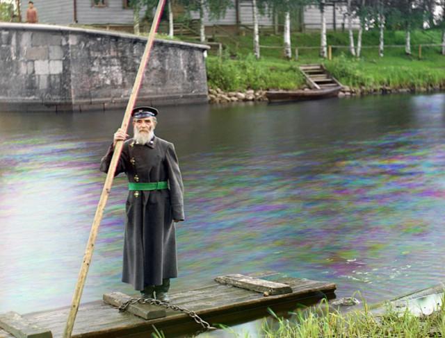 Цветные фото России, которые были сделаны более 100 лет назад