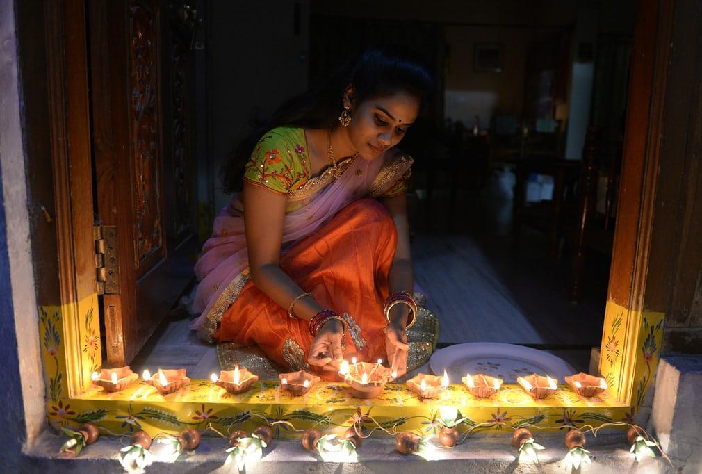 Фестиваль Огней - Дивали