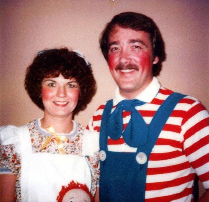 Как в США 1970-х праздновали Хэллоуин