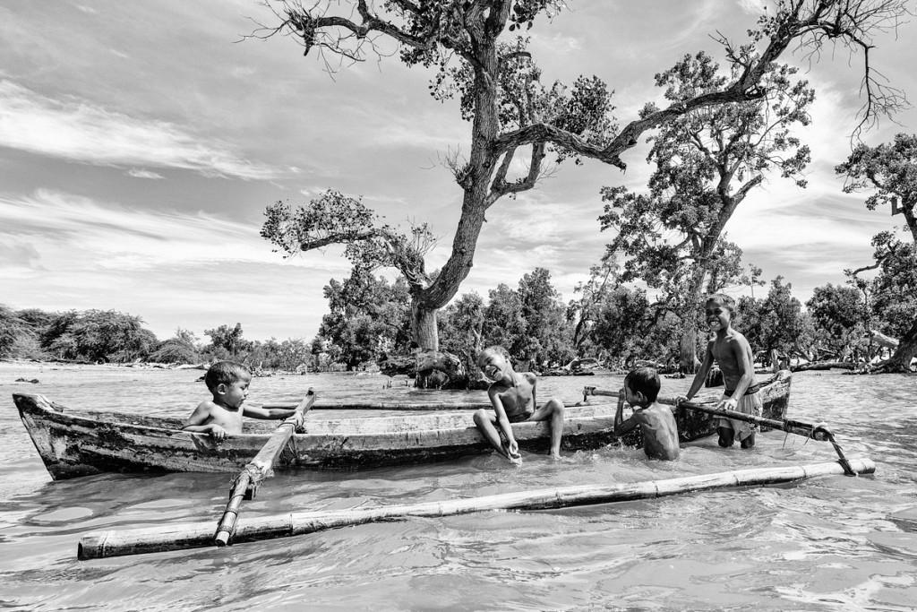 Победители фотоконкурса Black-and-White International Award Rome