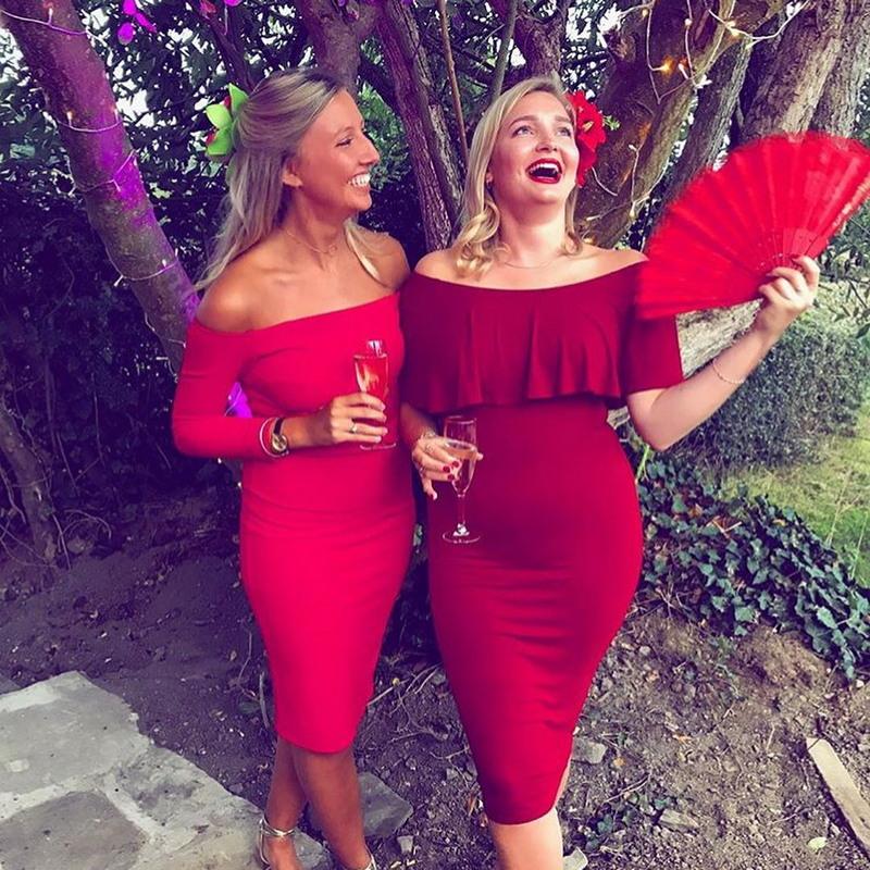 Стройная и пышная подружки стали звездами Instagram