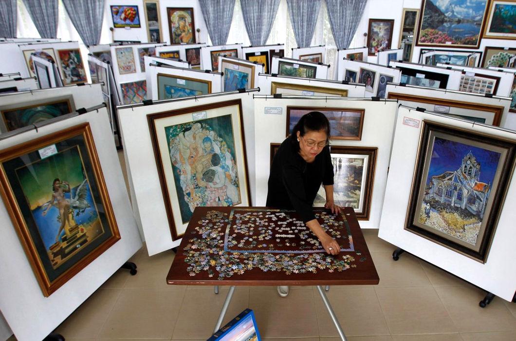 Удивительные коллекции людей из разных уголков мира