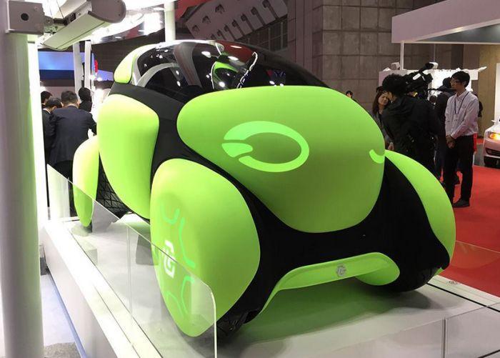 Новинки токийского автосалона 2017
