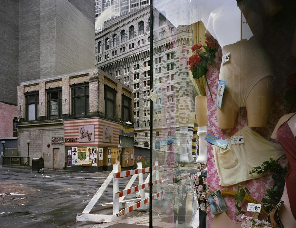 Нью-Йорк и Чикаго на рубеже 1970-1980-х годов