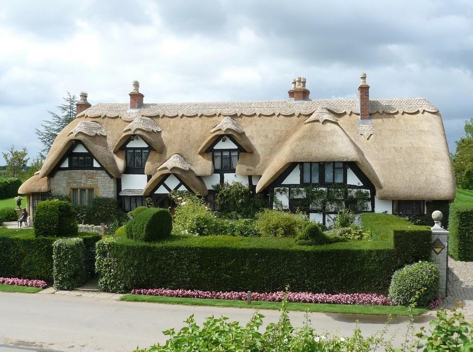 Сказочные домики графства Девоншир