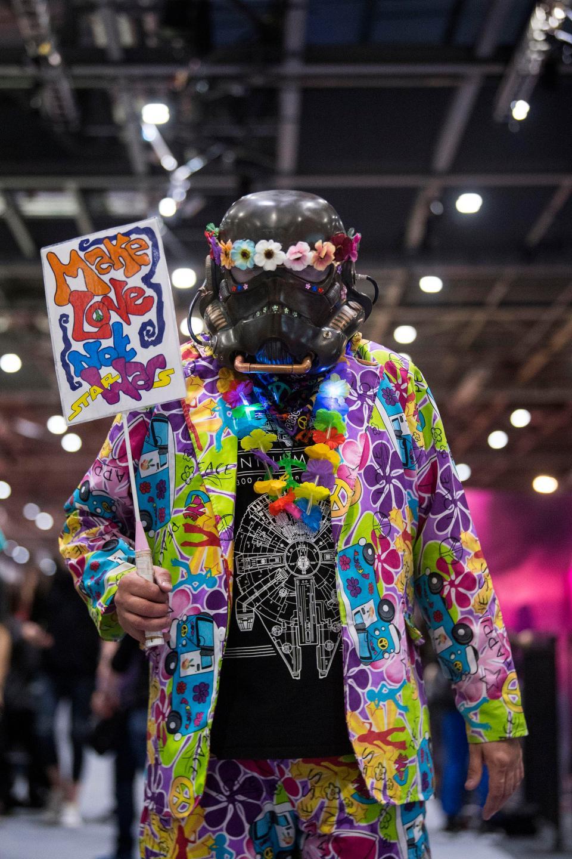 Comic Con в Лондоне 2017