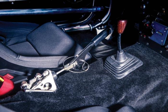 Mazda RX-7 для ралли, которая никогда не гонялась