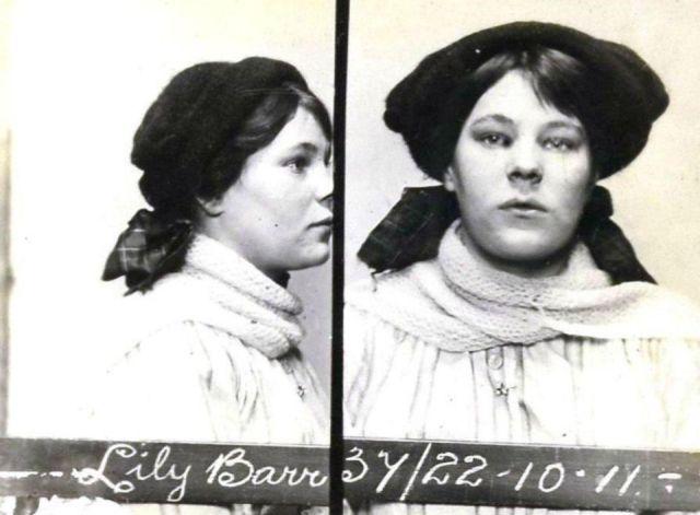 Британские преступники конца XIX - начала XX века