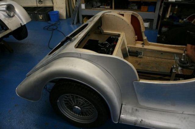 Как выпускают эксклюзивные автомобили марки Morgan