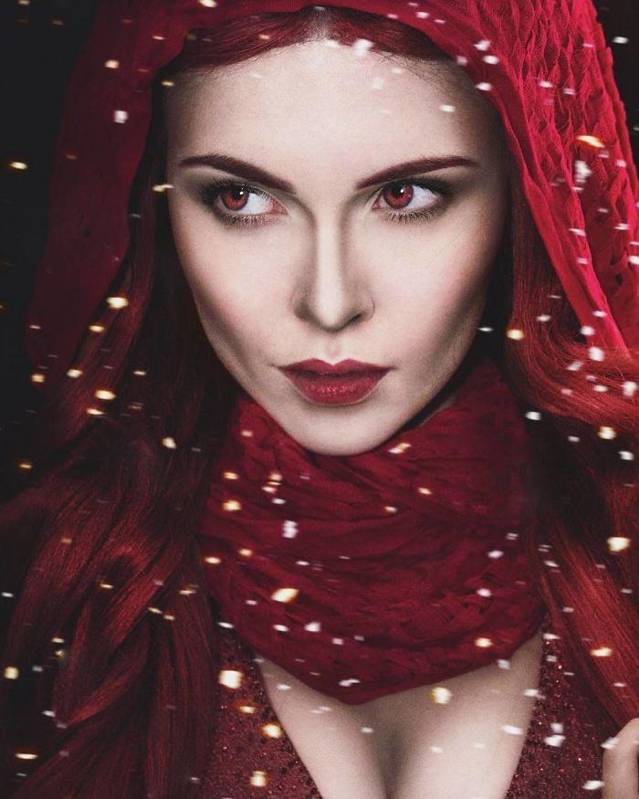 Невероятные образы от российской косплеерши Илоны Бугаевой