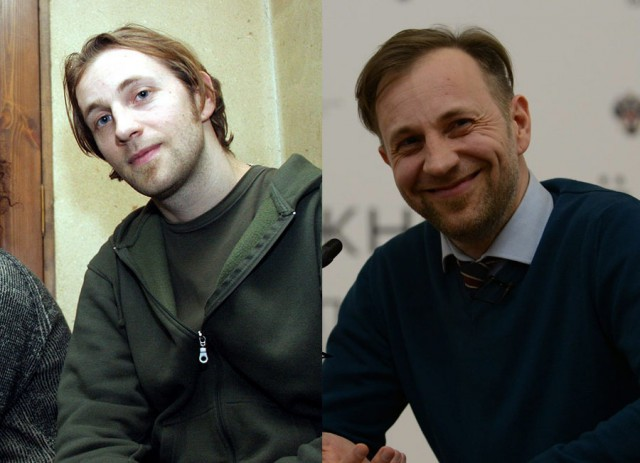 Российские музыканты тогда и сейчас