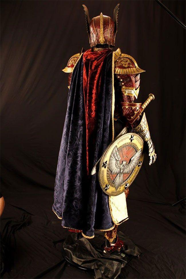 Практичная броня для Чудо-женщины