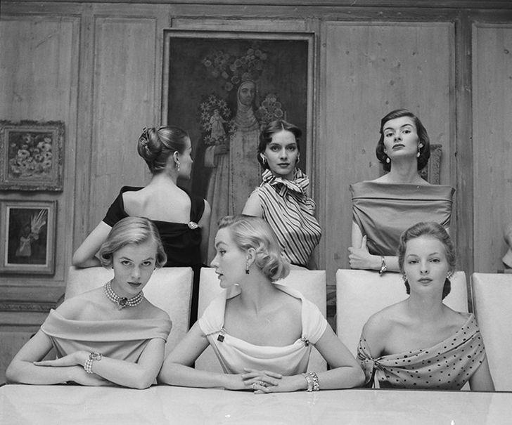 20 исторических фотографий о том, что в прошлом люди были более стильными