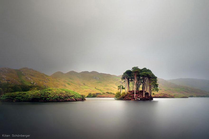 Красоты Шотландии в фотографиях