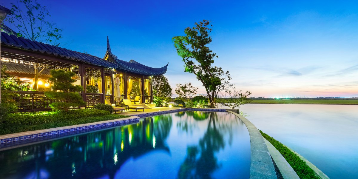 Самый дорогой китайский дом