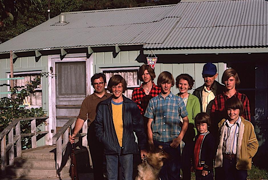 Жизнь поколения 50-х — 70-х годов в проекте The Anonymous Project