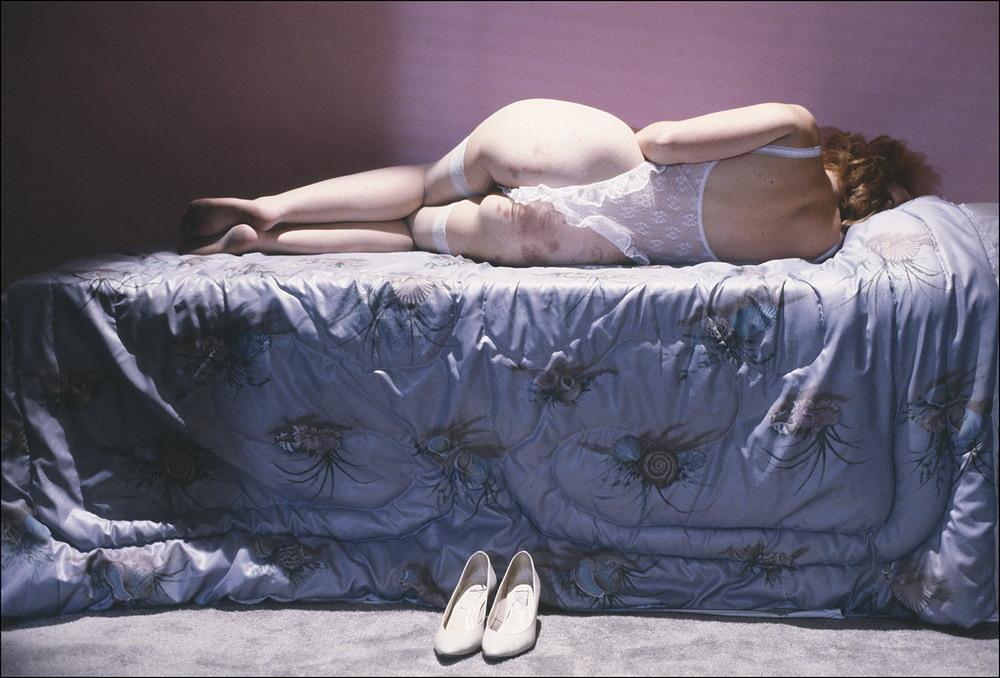 Фотопроект о работе на съемках порно