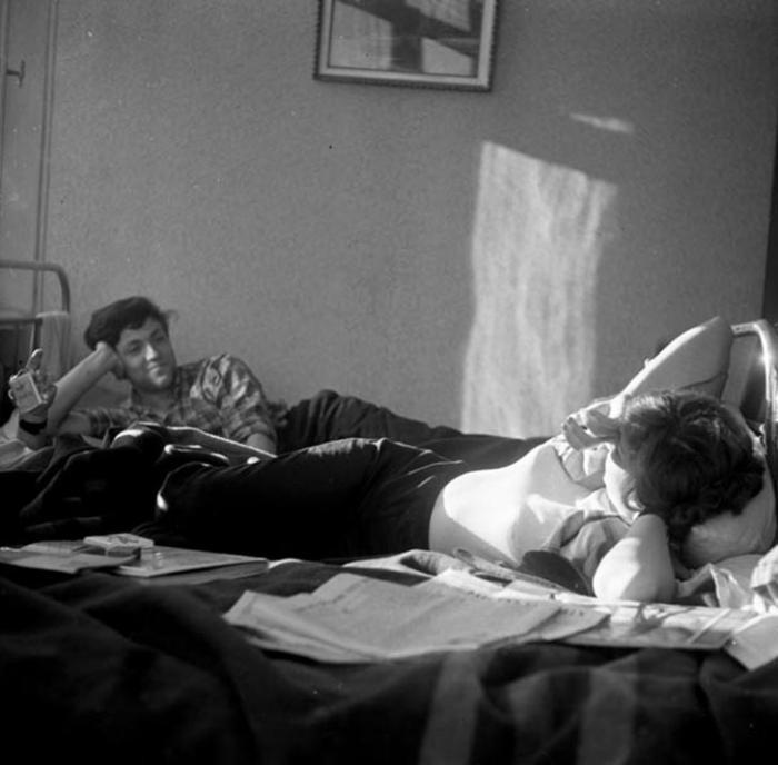 Жизнь советского студента в фотопроекте Gaudeamus