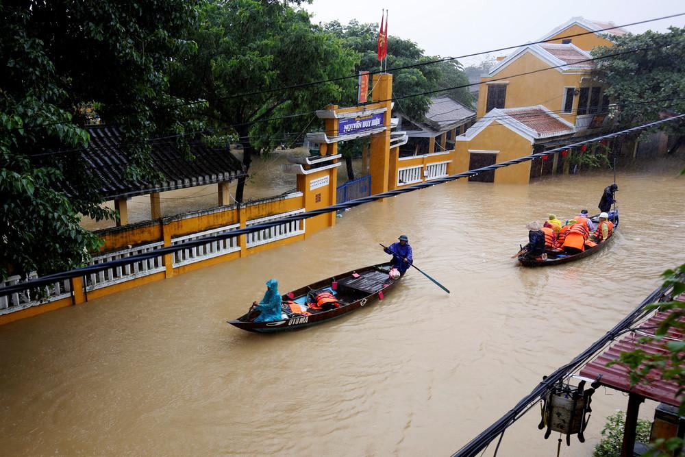 Вьетнам после тайфуна