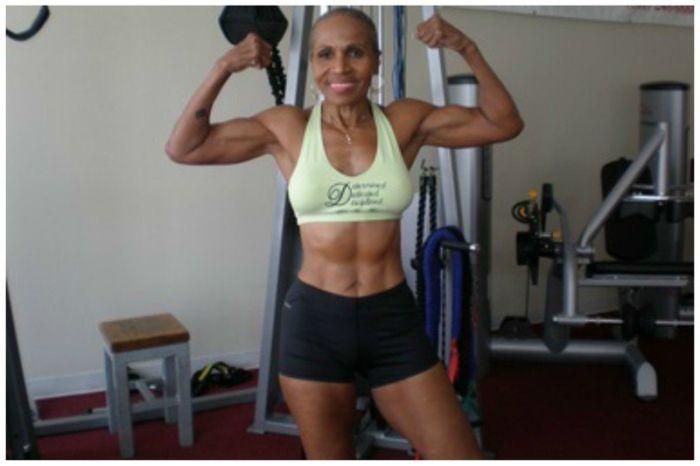 Чтобы быть в отличной форме, возраст не помеха