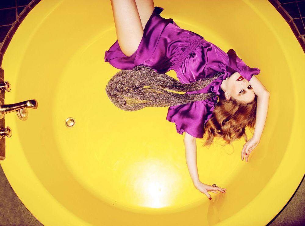 Гламурные и дерзкие снимки от Кейт Белм