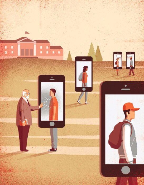 Картинки со смыслом о современном мире
