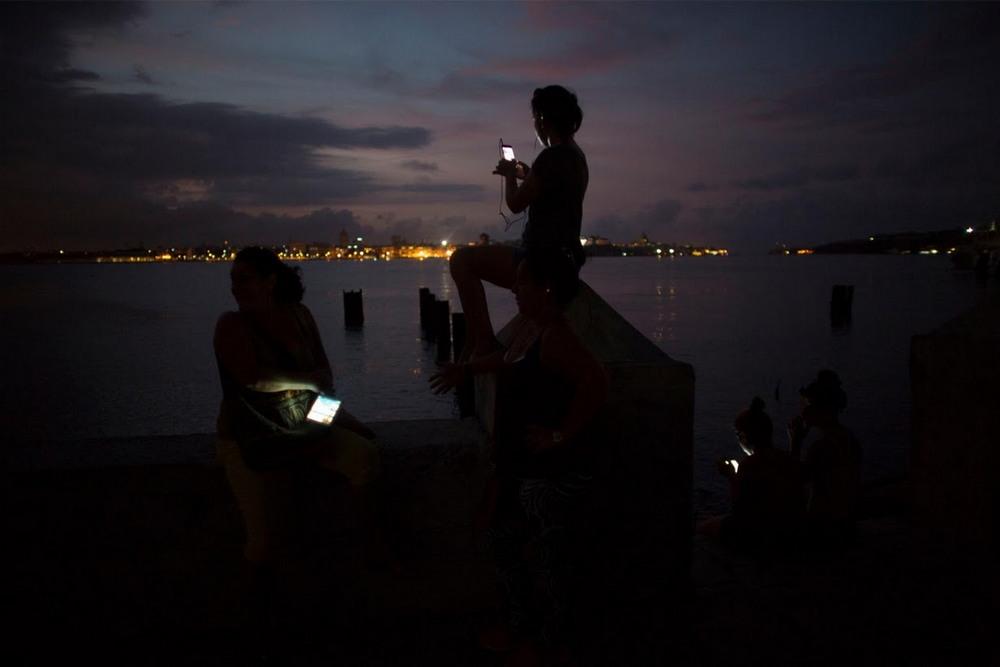 Wi-Fi на Кубе