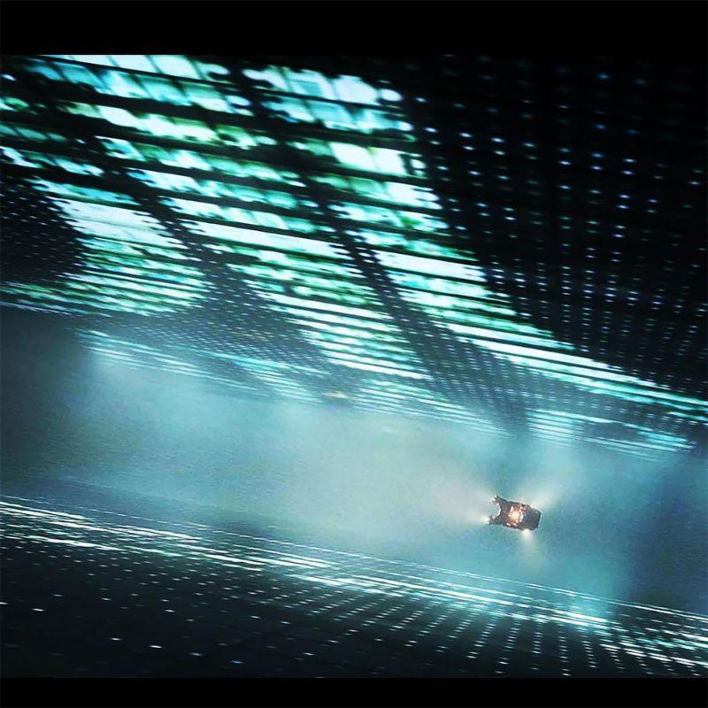 Изготовление мини-декораций для фильма Бегущий по лезвию 2049